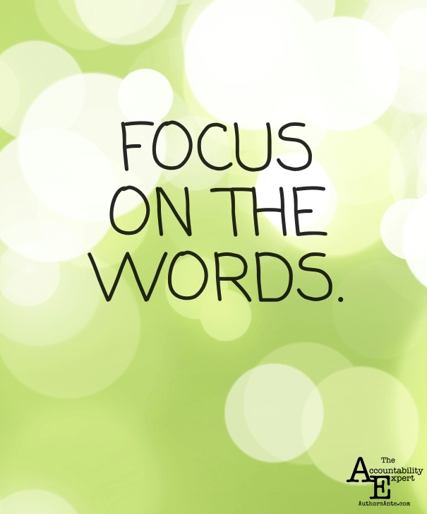 Focus on the Words