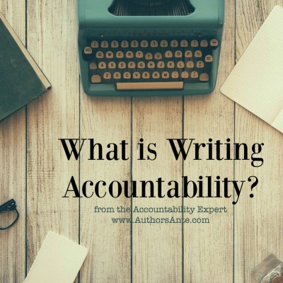 What is Writing Accountability?